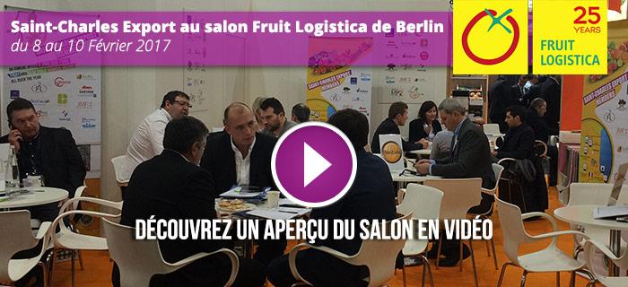 Vidéo de Saint Charles Export à Fruit Logistica Berlin